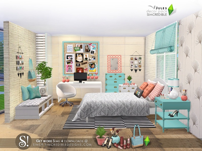Best Simcredible S Jules Decor Pack This Month