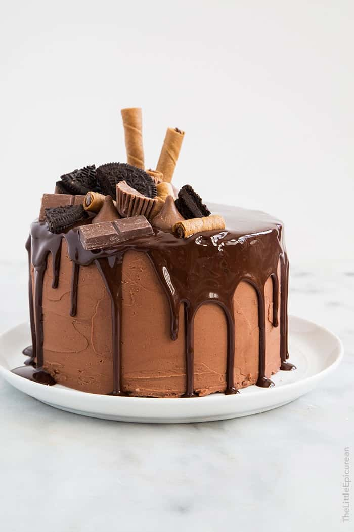 Best Death By Chocolate Cake Ultimate Chocolate Cake The This Month