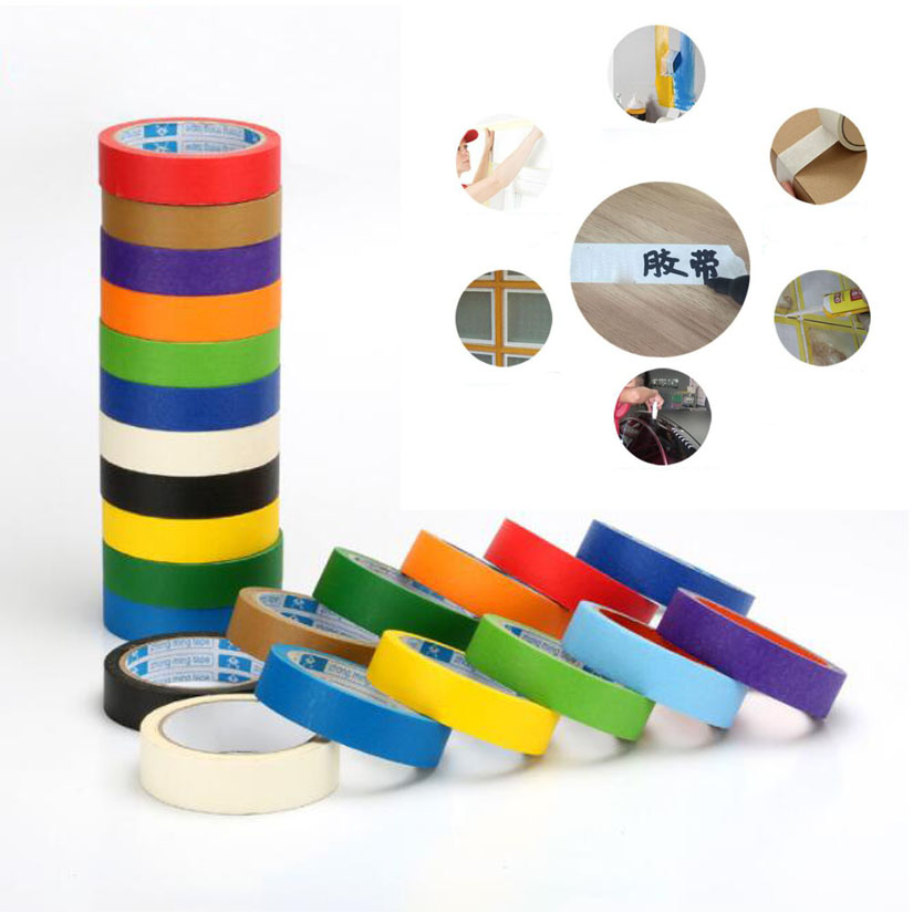 Best Masking Tape Diy Painting Paper Painter Decor Craft This Month