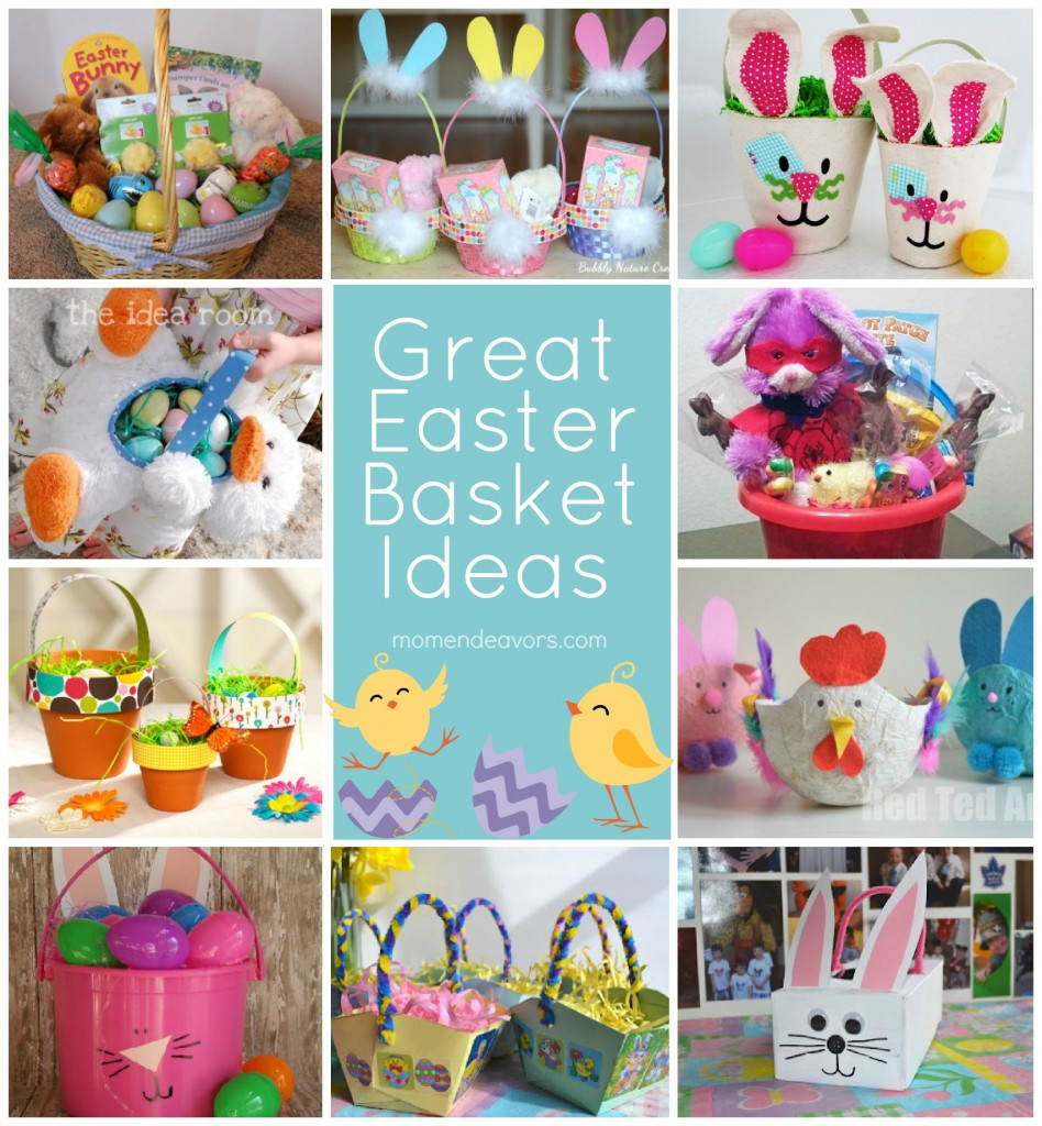 Best Great Easter Basket Ideas This Month
