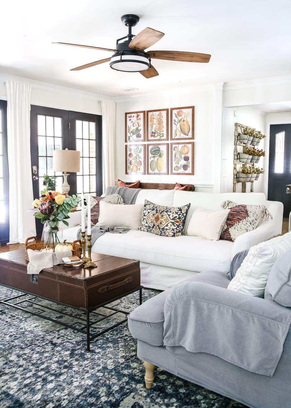 Best 8 Fall Decorating Tips For A Budget And Fall Home Tour This Month