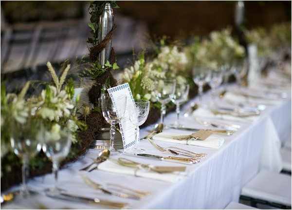 Best Woodland Inspired Home Wedding In France This Month