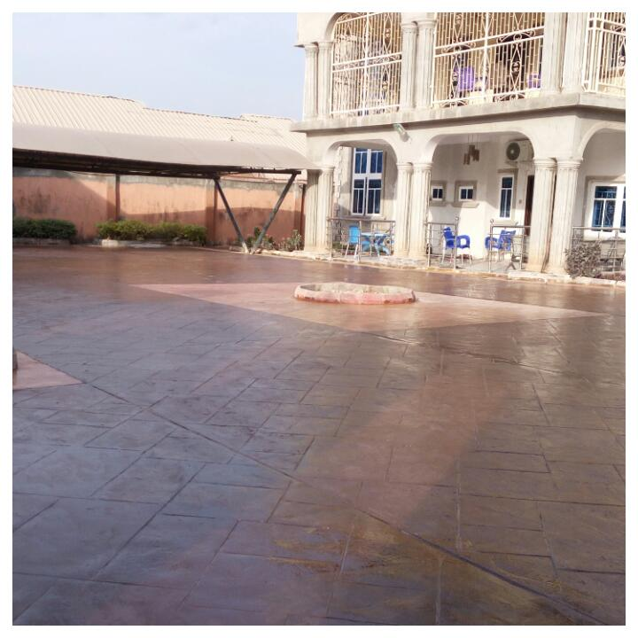 Best American Decorative Stamped Concrete Any Where In Nigeria This Month