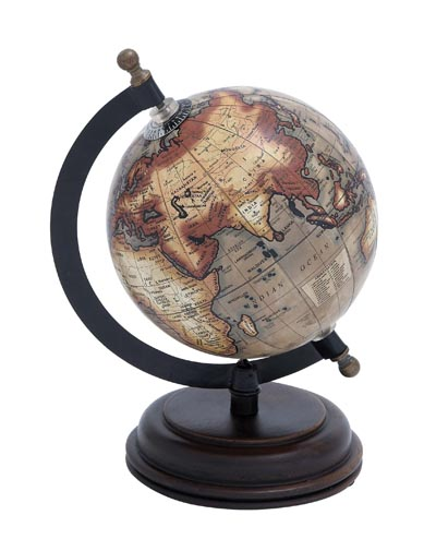 Best Decorative Antique Style Globe Globe Imports This Month