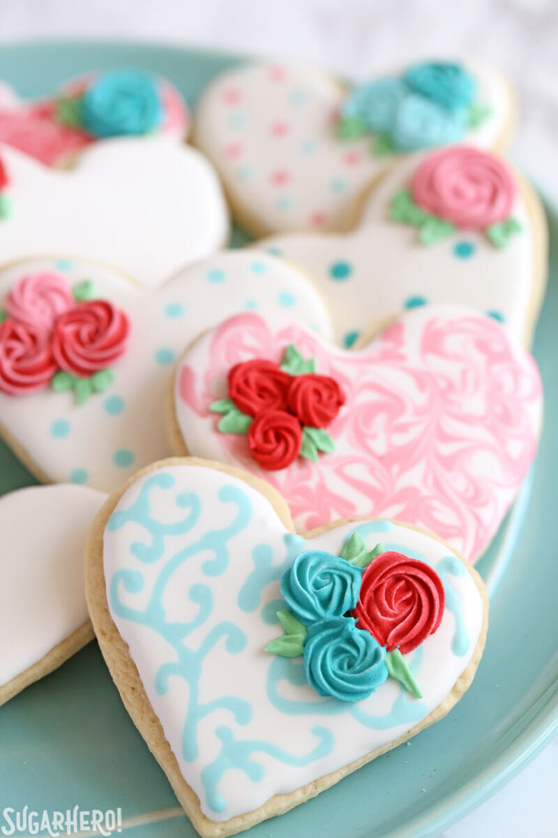 Best Valentine S Day Sugar Cookies Sugarhero This Month
