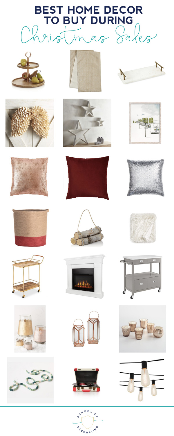 Best Home Decor To Buy During Christmas Sales School Of This Month