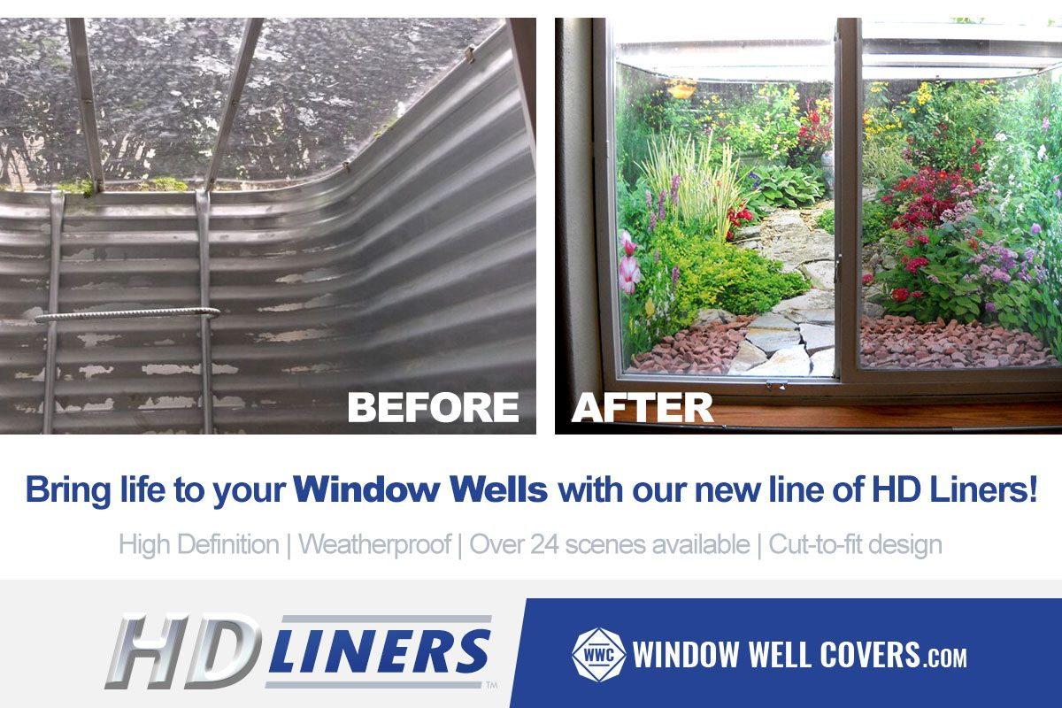 Best Window Well Liners Adjust A Grate Window Well Grates This Month