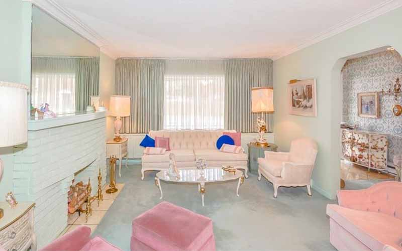 Best Toronto Home Is A 1960S Decorating Time Capsule This Month