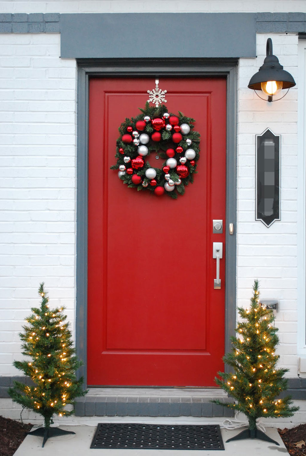 Best 50 Best Christmas Door Decorations For 2019 This Month