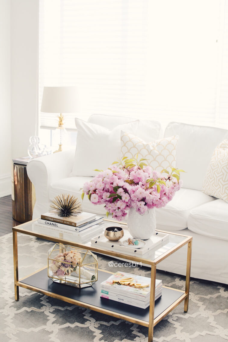 Best 37 Best Coffee Table Decorating Ideas And Designs For 2019 This Month