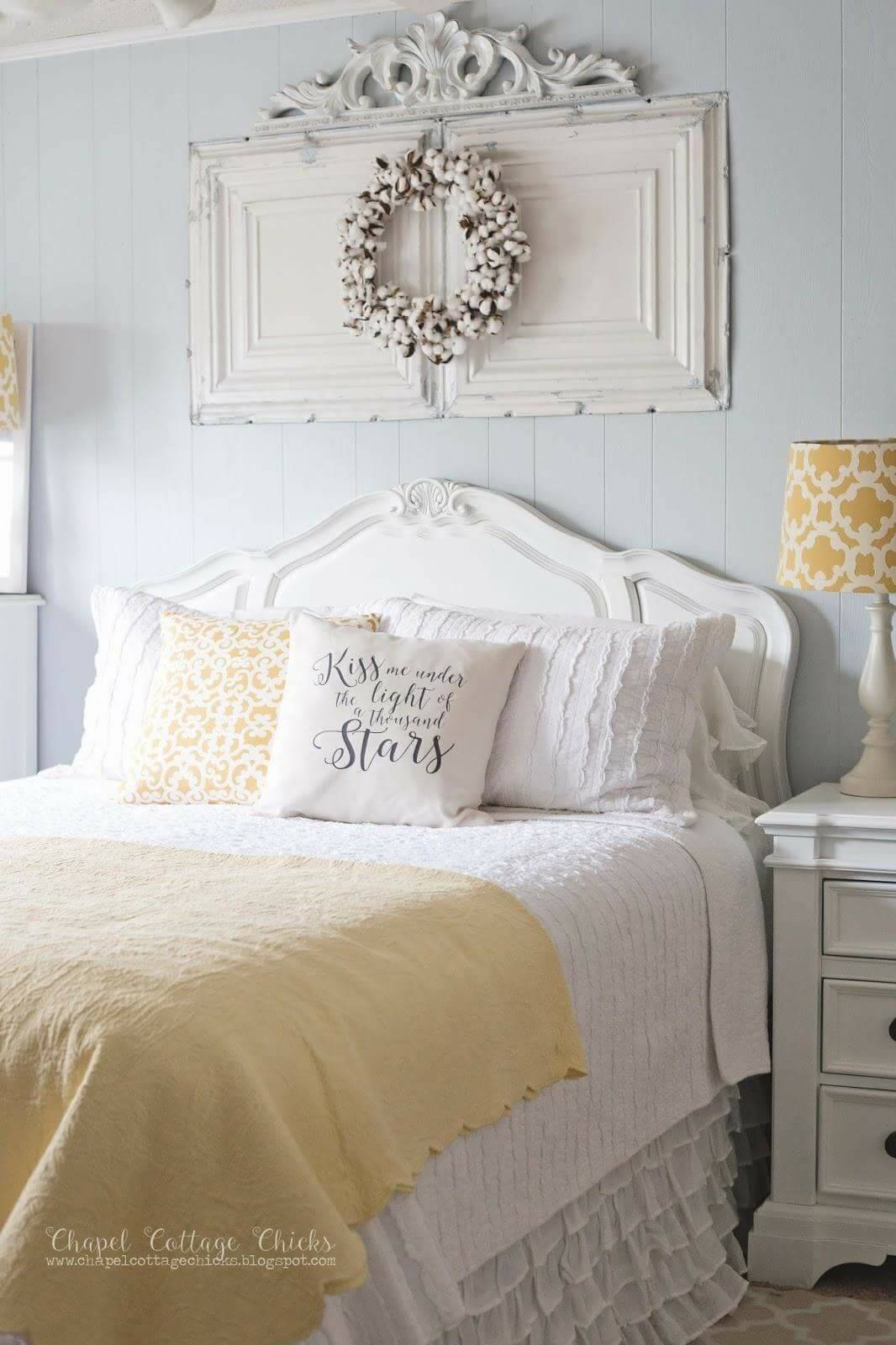 Best 14 Best Rustic Chic Bedroom Decor And Design Ideas For 2019 This Month