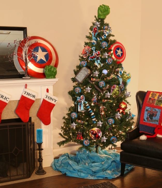 Best 6 Pop Culture Christmas Trees Fun Blog This Month