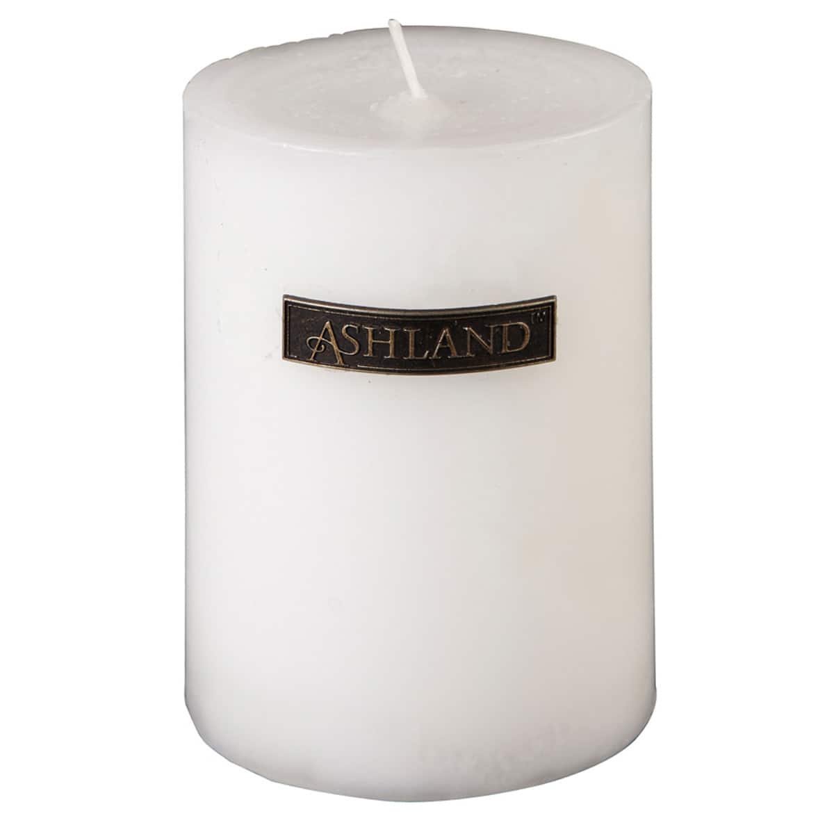 Best White Linen Pillar Candle By Ashland® Decor Scents™ This Month