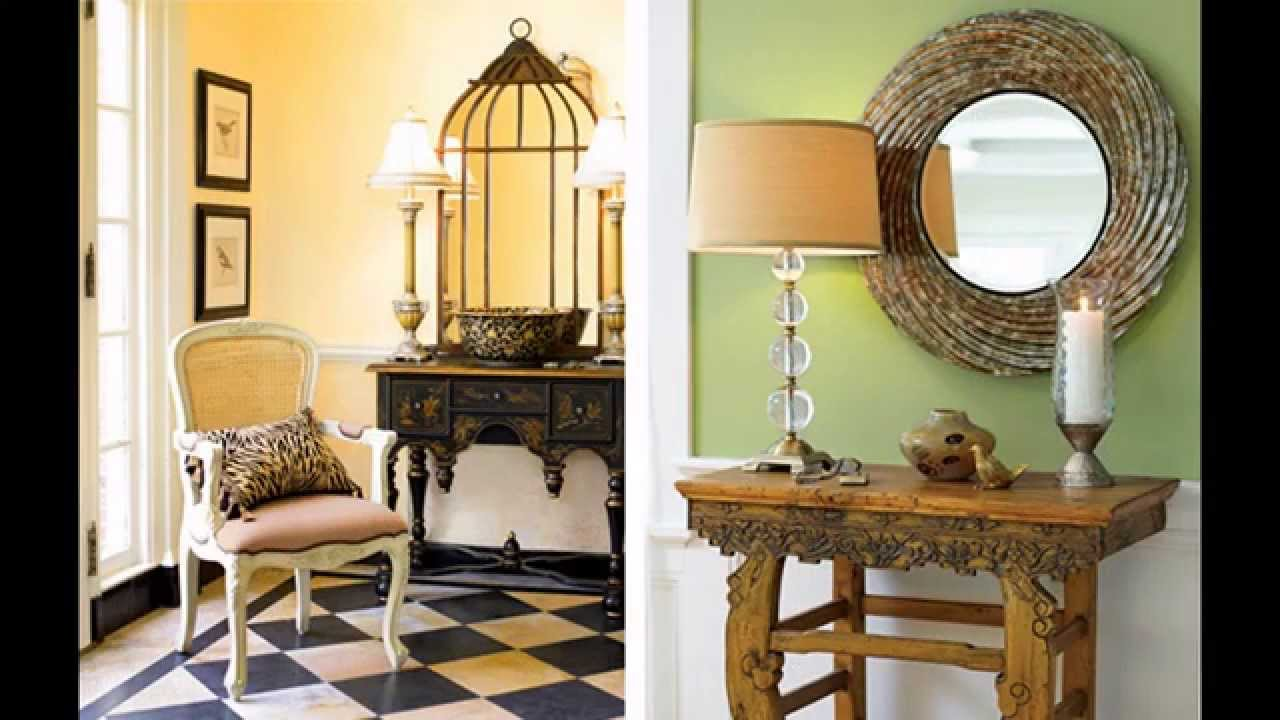 Best Great Entryway Decorating Ideas Youtube This Month