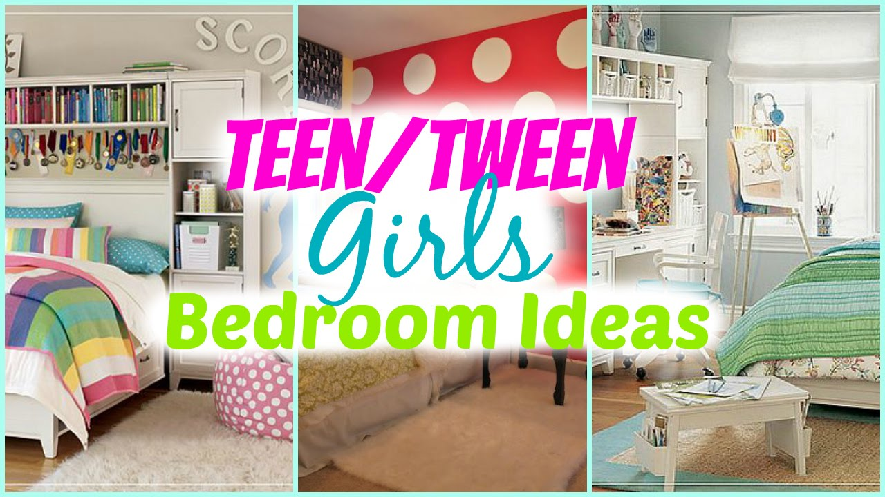 Best Teenage Girl Bedroom Ideas Decorating Tips Youtube This Month