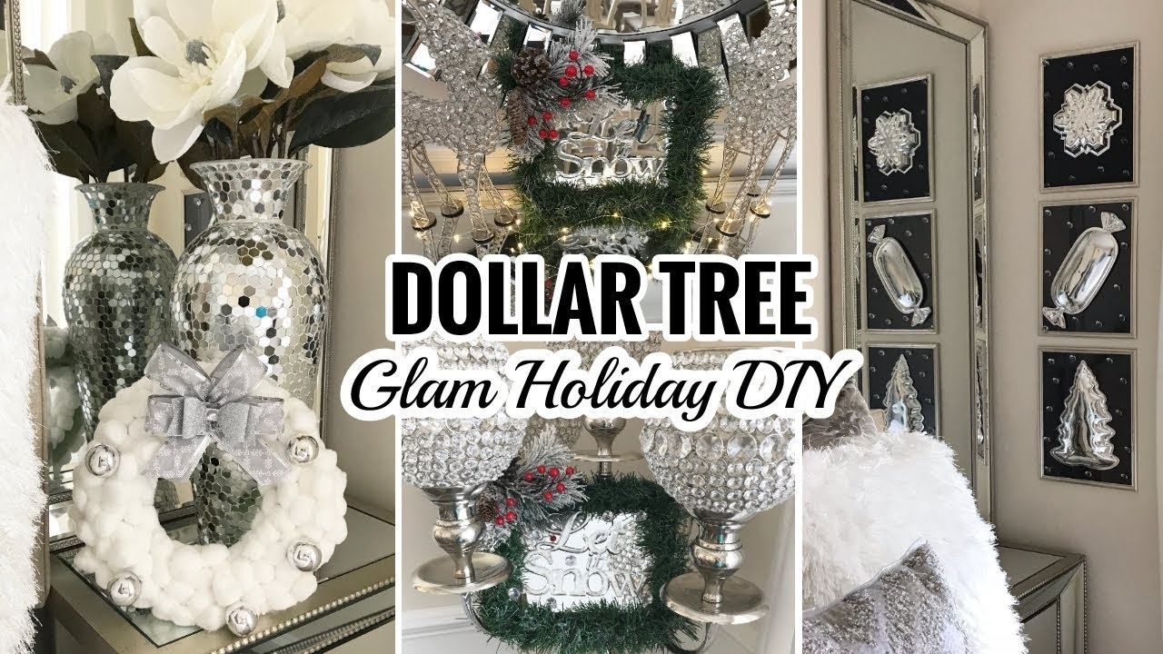 Best Diy Dollar Tree Christmas Decor Dollar Tree Diy Glam This Month