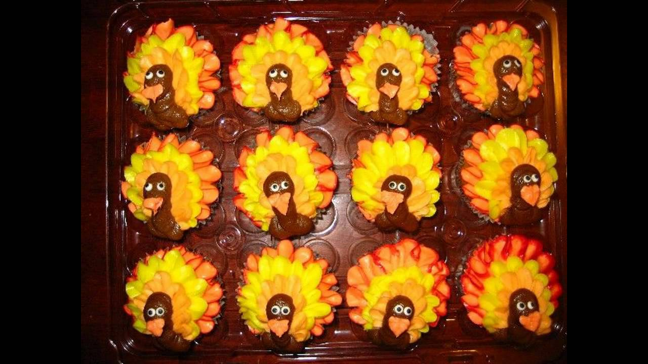 Best Easy Fall Cupcake Decorating Ideas Youtube This Month