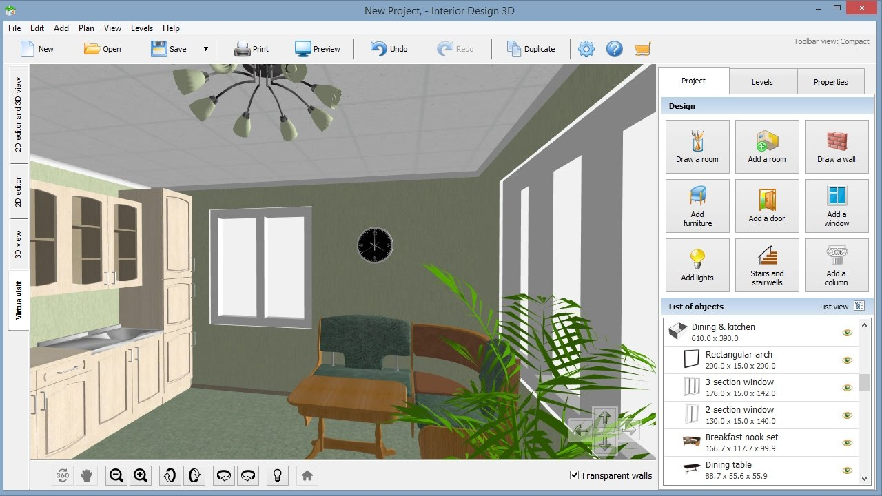 Best Interior Design Software Review – Your Dream Home In 3D This Month