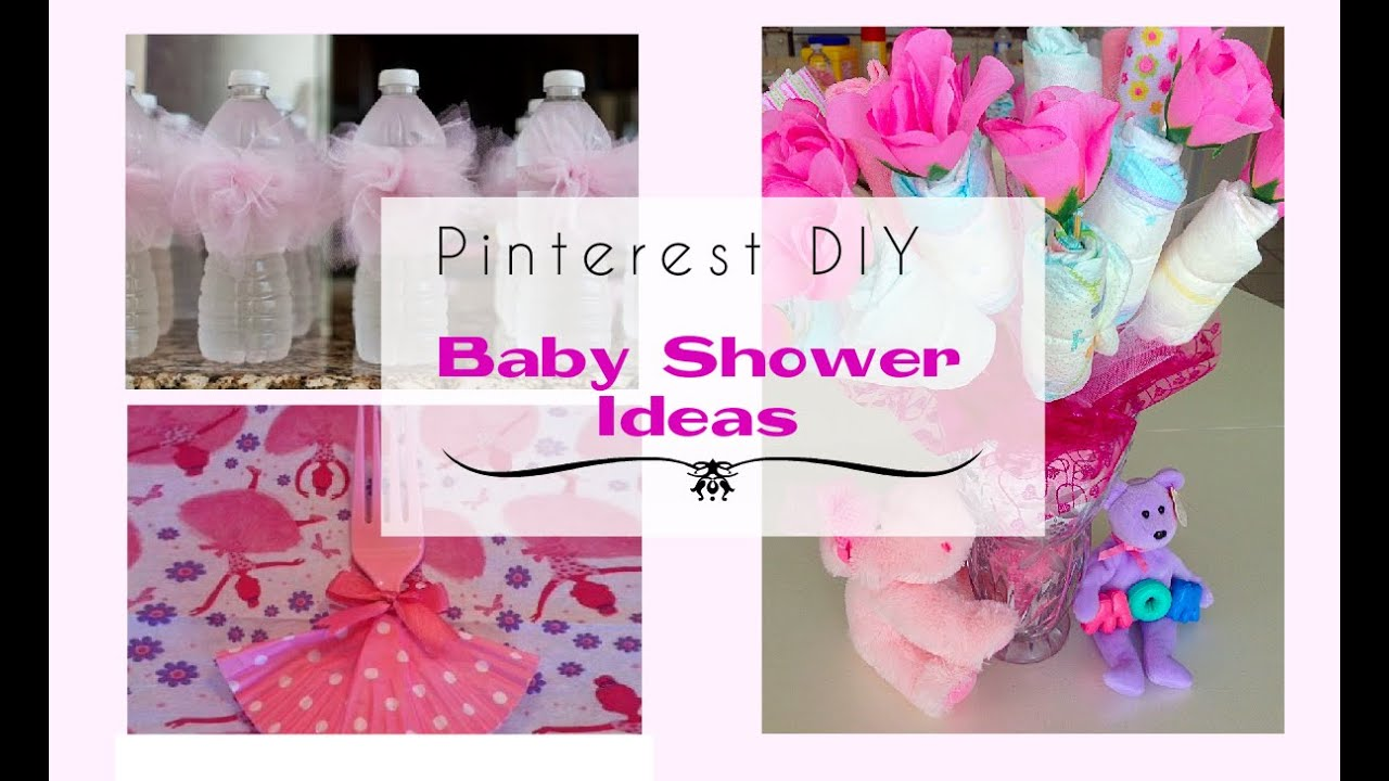 Best Pinterest Diy Baby Shower Ideas For A Girl Youtube This Month