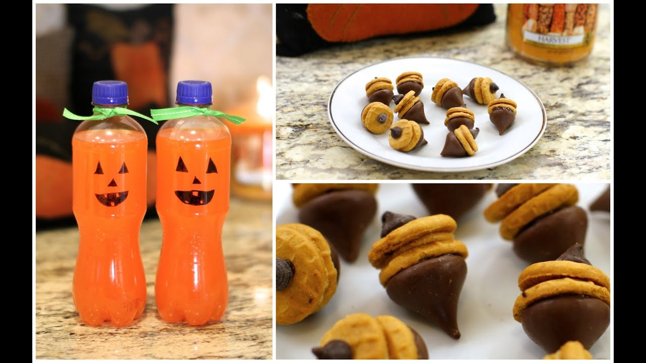Best Fall Treats Diy Autumn Party Food Ideas Youtube This Month