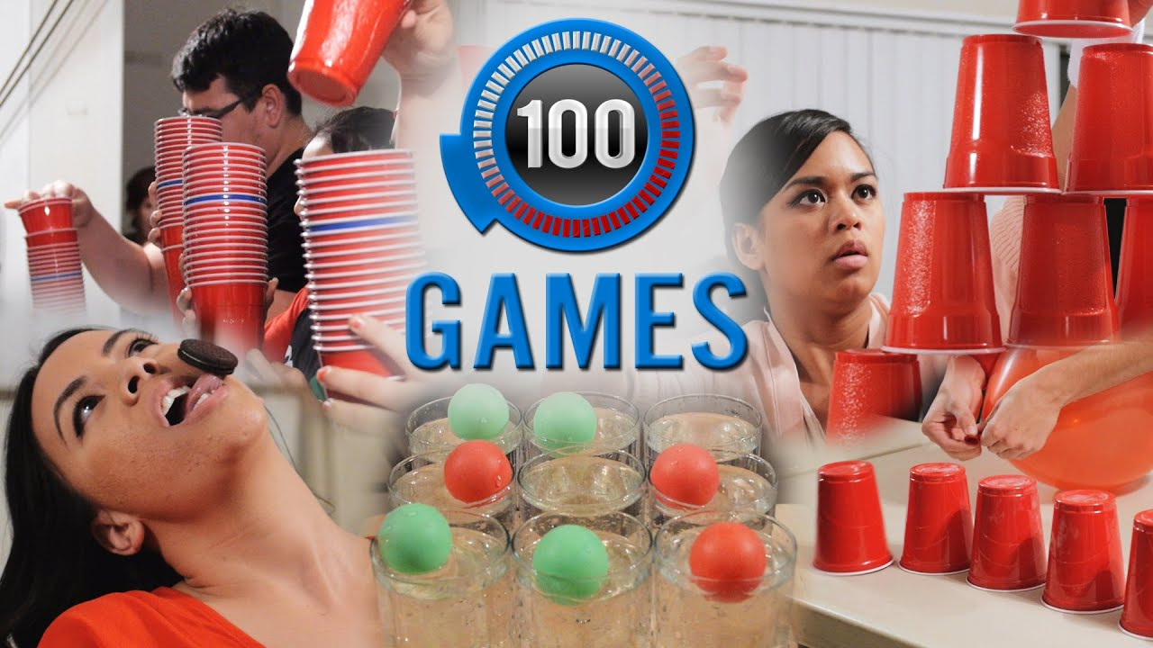 Best Minute To Win It Games 100 Party Games Ultimate Party This Month