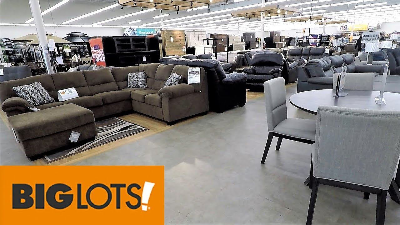 Best Big Lots Furniture Sofas Home Decor Shop With Me This Month