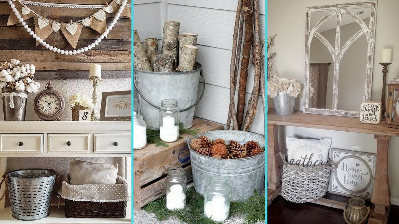 Best Diy Shabby Chic Style Galvanized Tub Bucket Decor Ideas This Month