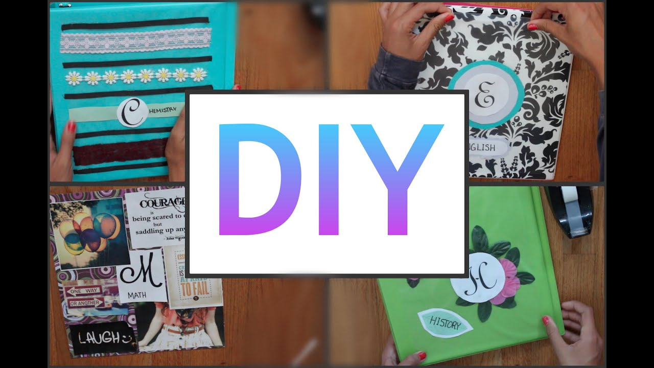 Best Diy Binder Decorations What Binders I Use This Month