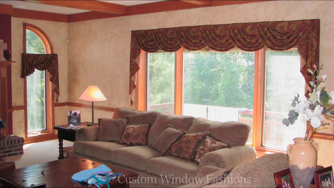 Best Draperies Curtains Valances Bazaar Home Decorating This Month