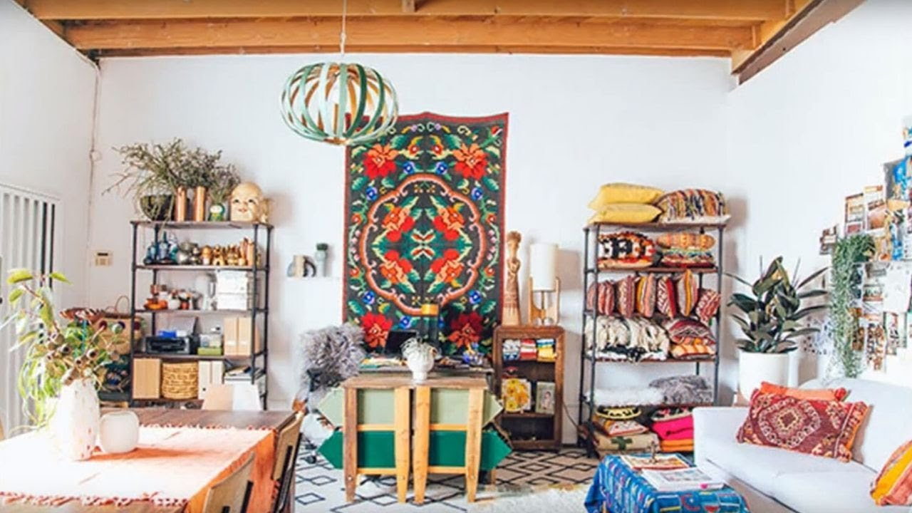 Best Xxl Bohemian Style Oasis Interior Design Youtube This Month