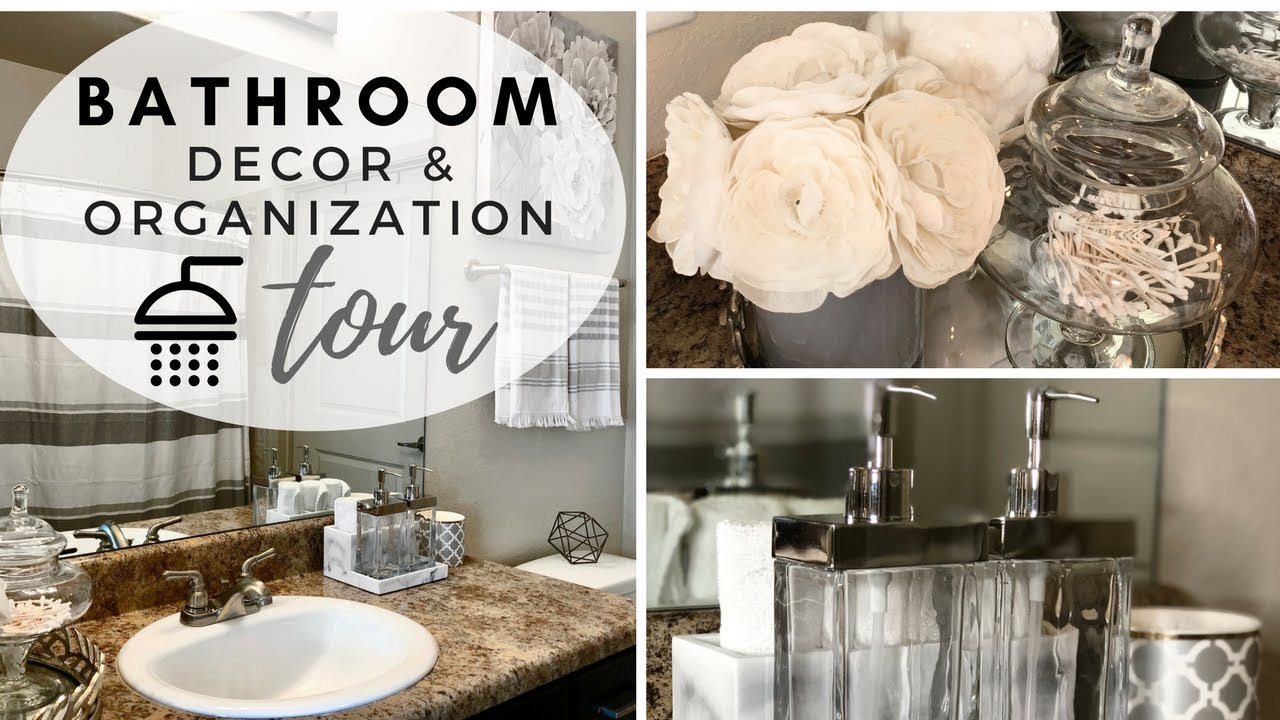 Best Bathroom Decorating Ideas Tour 2018 Youtube This Month