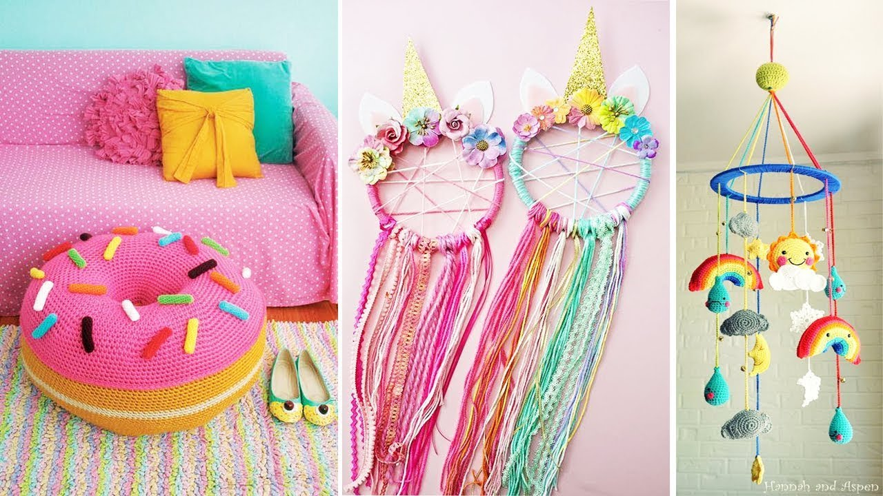 Best Diy Room Decor 10 Easy Crafts At Home Diy Ideas For This Month