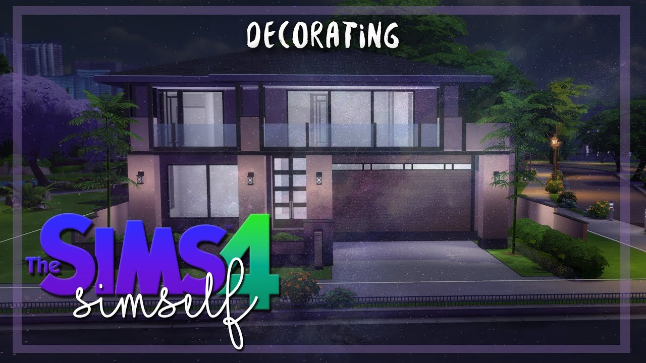 Best Decorating My Dream House 2 The Sims 4 Nursery This Month
