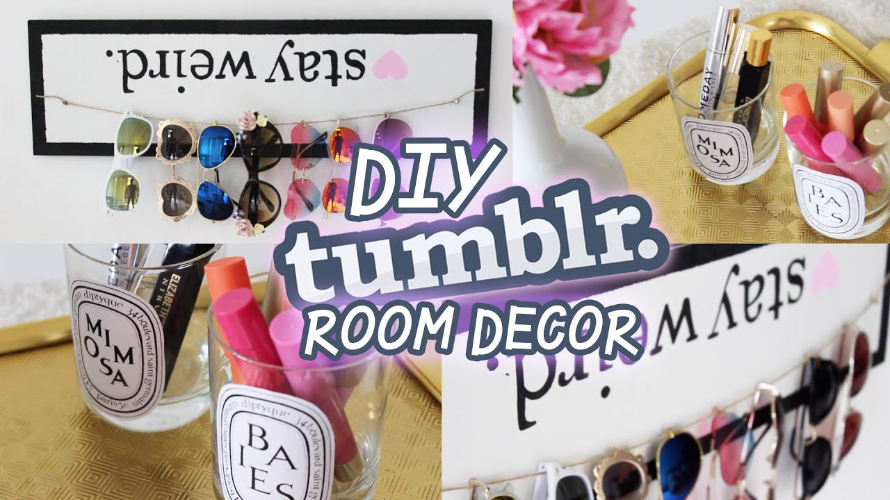 Best Diy Tumblr Room Decor Youtube This Month