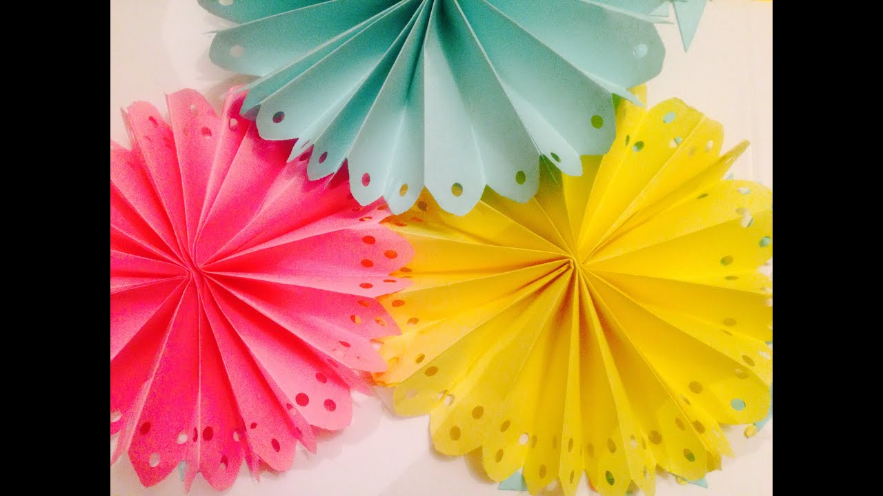 Best Diy Decorated Paper Fan Backdrop Wedding Party This Month