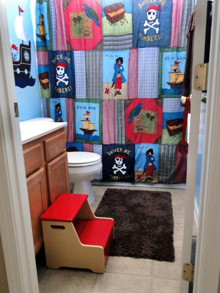 Best 10 Little Boys Bathroom Design Ideas Shelterness This Month