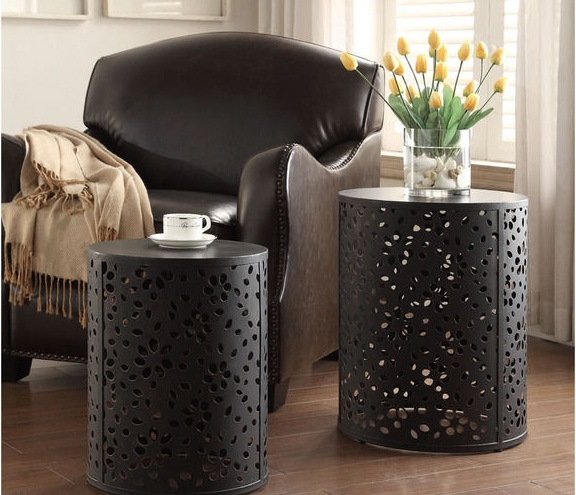 Best Decorative Tables For Living Room – Trunk Side Table This Month