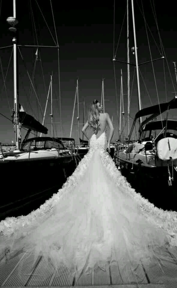 Best Yacht And Boat Wedding Decorating Ideas… – Design Indulgences This Month