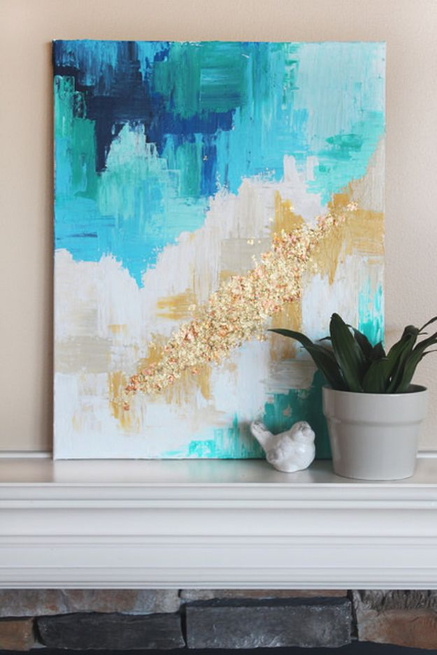 Best 76 Brilliant Diy Wall Art Ideas For Your Blank Walls This Month