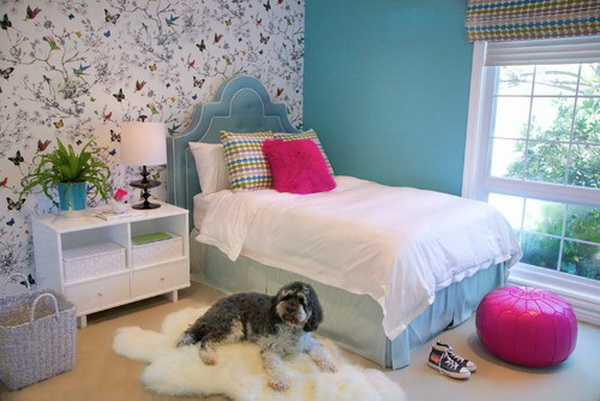 Best 50 Cool Teenage Girl Bedroom Ideas Of Design Hative This Month
