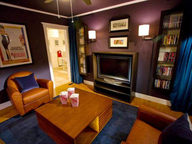 Best Small Media Room Ideas Pictures Options Tips Advice This Month