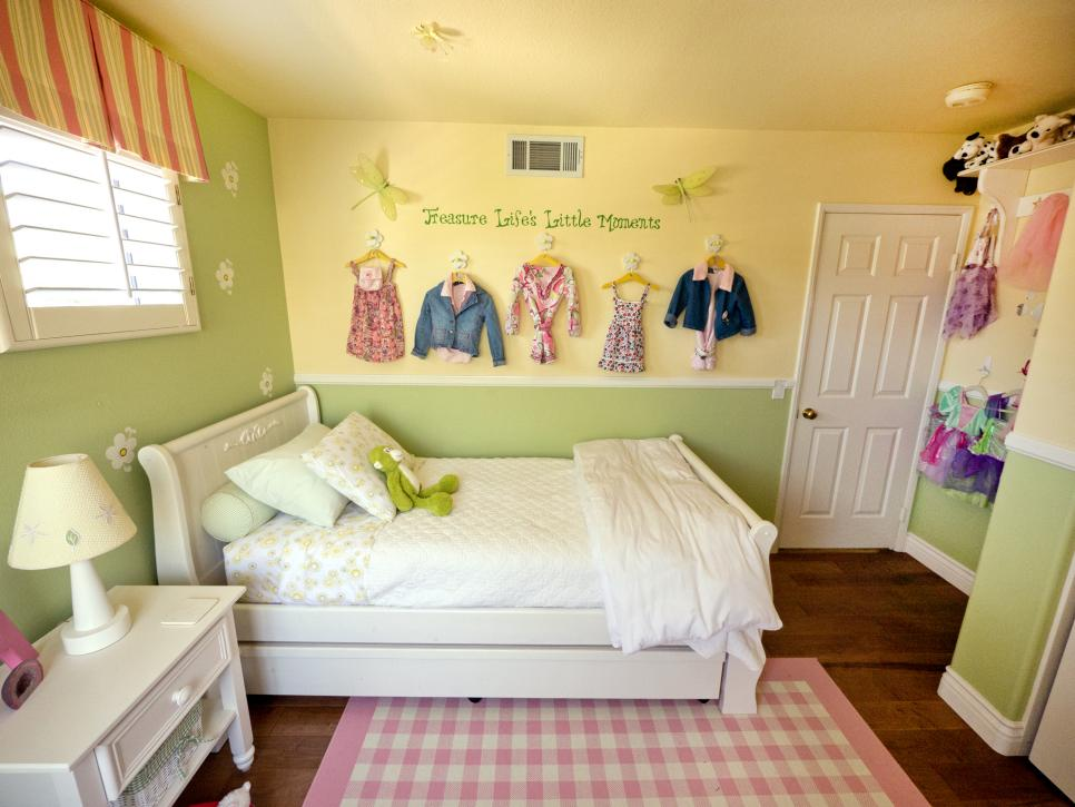 Best A Multifunctional Little Girl S Room In A Small Space Hgtv This Month
