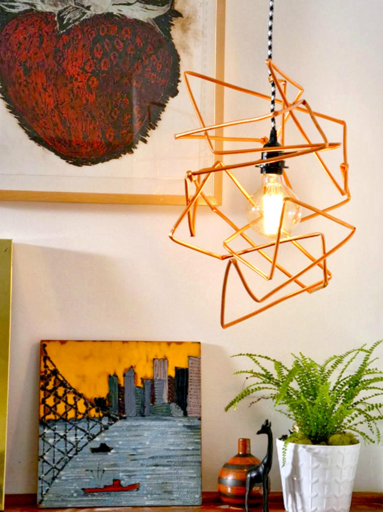 Best Brighten Up With These Diy Home Lighting Ideas Hgtv S This Month
