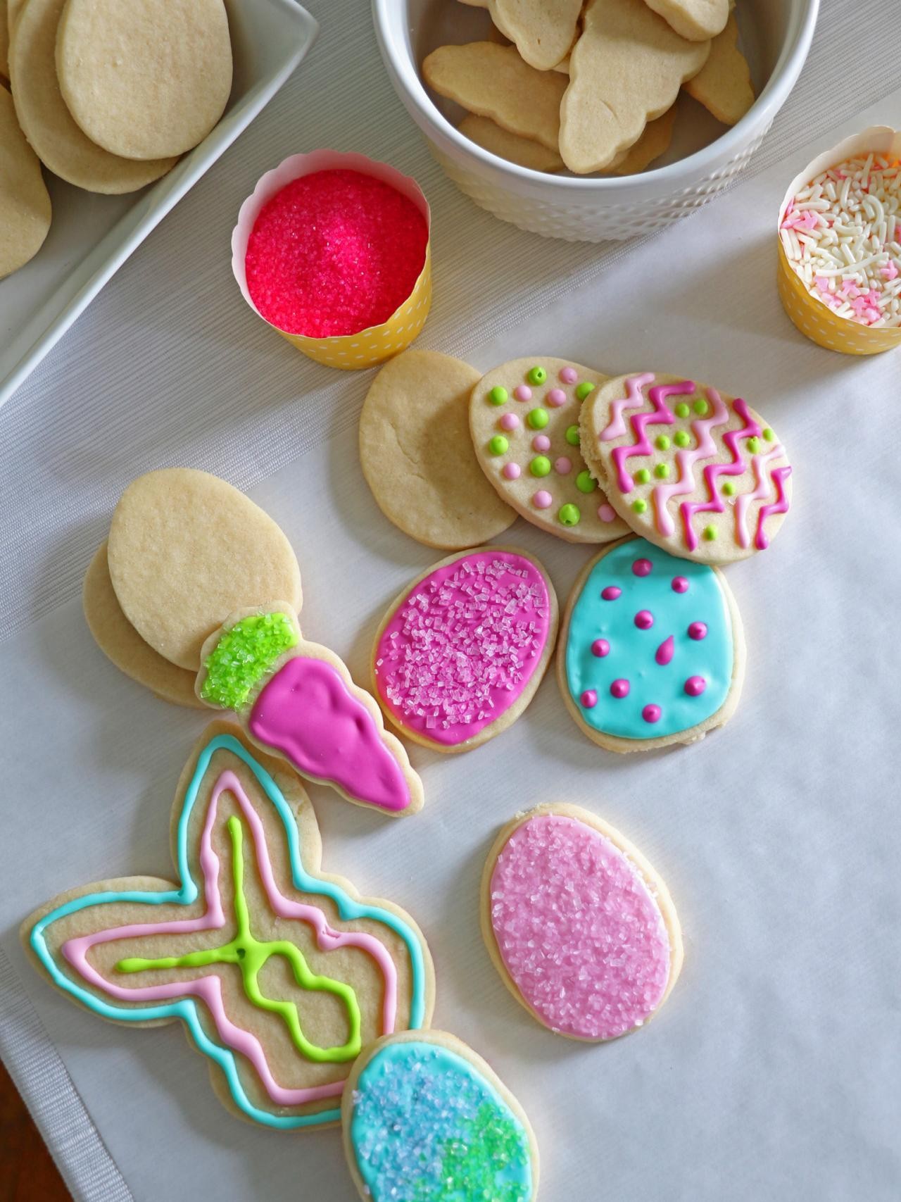 Best Easter Sugar Cookie Decorating Hgtv This Month