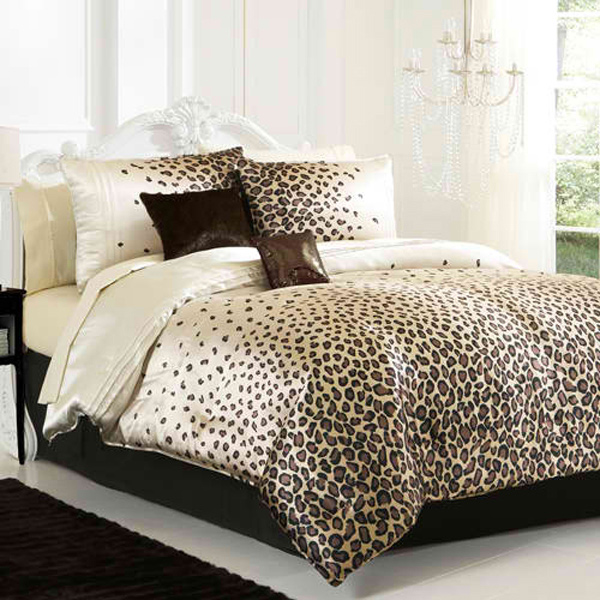 Best 15 Lovely Bedrooms With Leopard Accents Home Design Lover This Month
