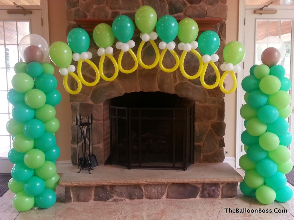 Best Balloon Arch Nj Balloon Arches Northern Nj The Balloon This Month