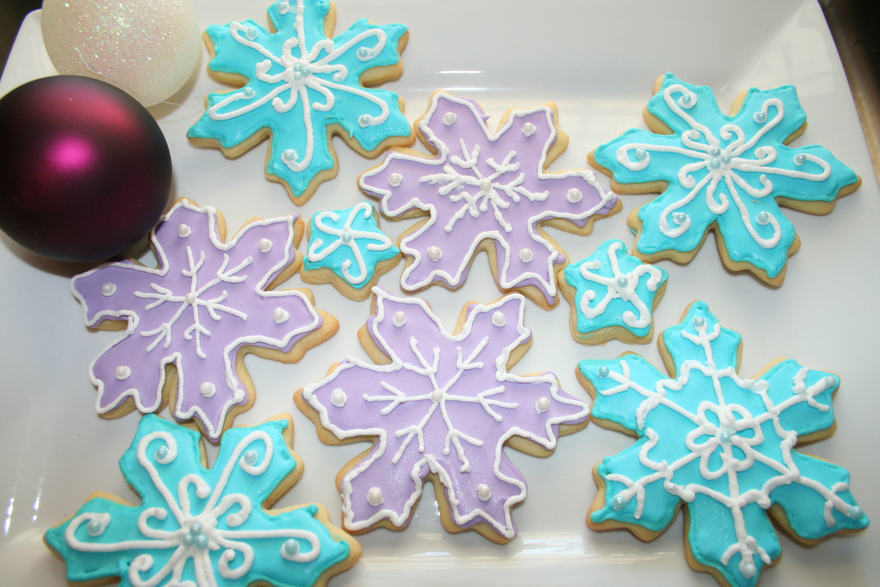 Best Ultimate Sugar Cookies – Decorated For Christmas Pasta This Month