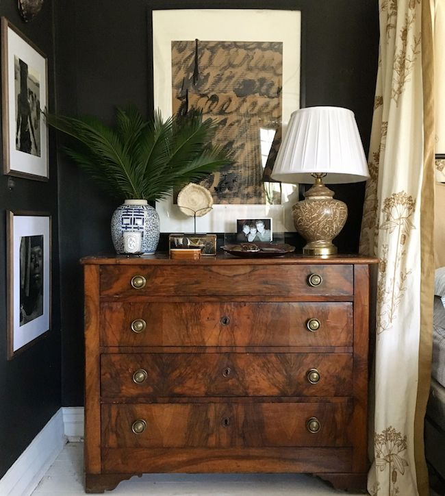 Best Masculine And Moody Rooms Get The Look The Inspired Room This Month