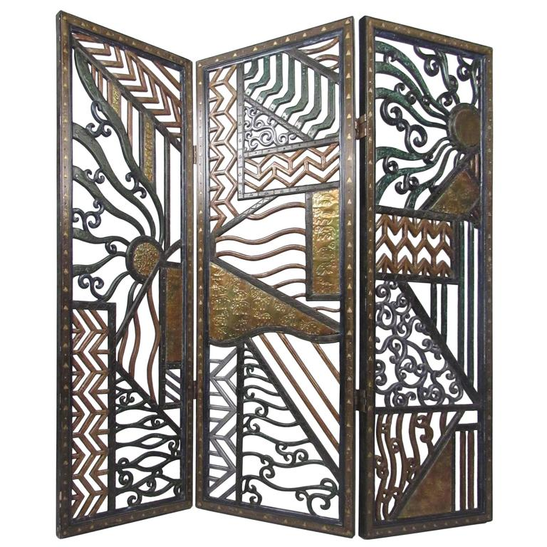 Best Decorative Room Divider At 1Stdibs This Month