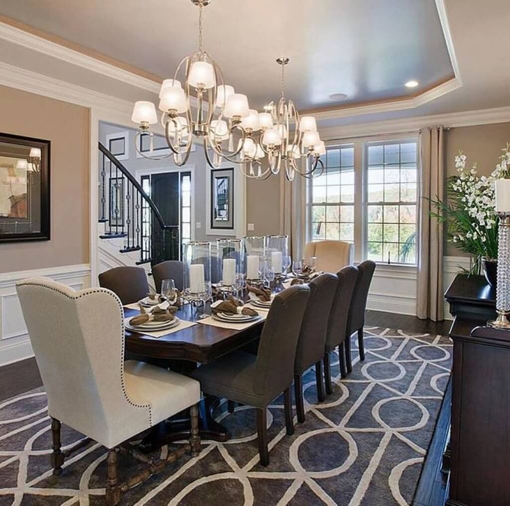 Best Most Lucrative Dining Room Interior Design Ideas To Beauty This Month